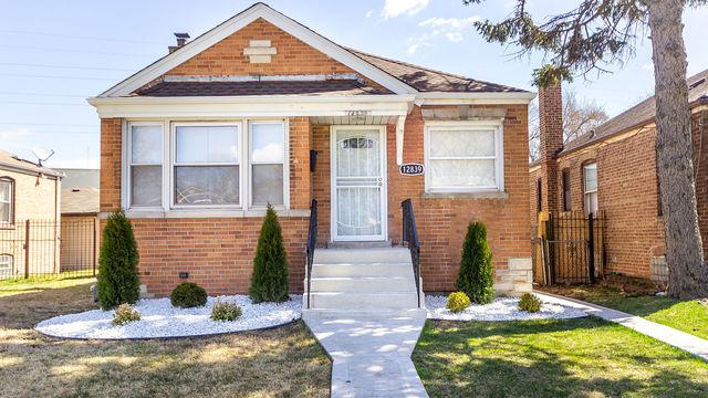 12839 S Normal Avenue, Chicago, IL 60628 (MLS #10348405) :: Domain Realty