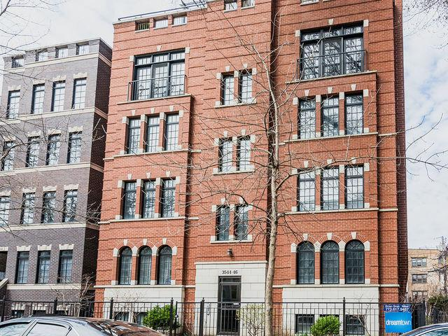 3546 N Fremont Street 4N, Chicago, IL 60657 (MLS #10348408) :: Domain Realty