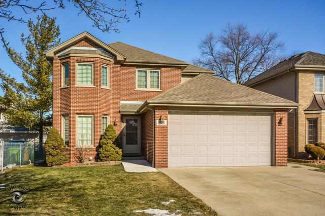 5828 W 90th Street, Oak Lawn, IL 60453 (MLS #10348411) :: Domain Realty