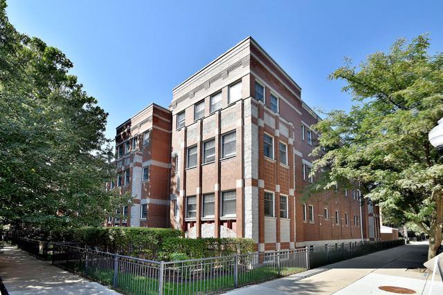 1402 W Byron Street 1W, Chicago, IL 60613 (MLS #10348423) :: Domain Realty