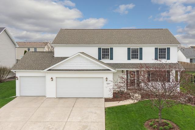 1804 Sage Drive, Normal, IL 61761 (MLS #10348440) :: Berkshire Hathaway HomeServices Snyder Real Estate