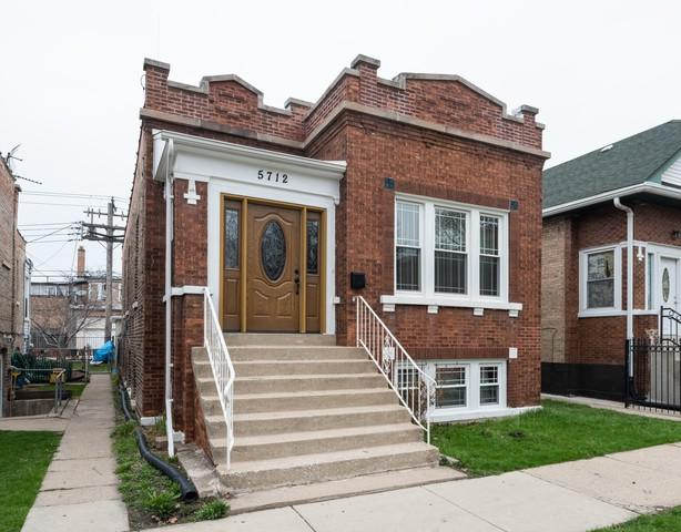 5712 W 22nd Place, Cicero, IL 60804 (MLS #10348445) :: Domain Realty