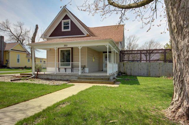 320 S Main Street, GIFFORD, IL 61847 (MLS #10348482) :: Janet Jurich Realty Group