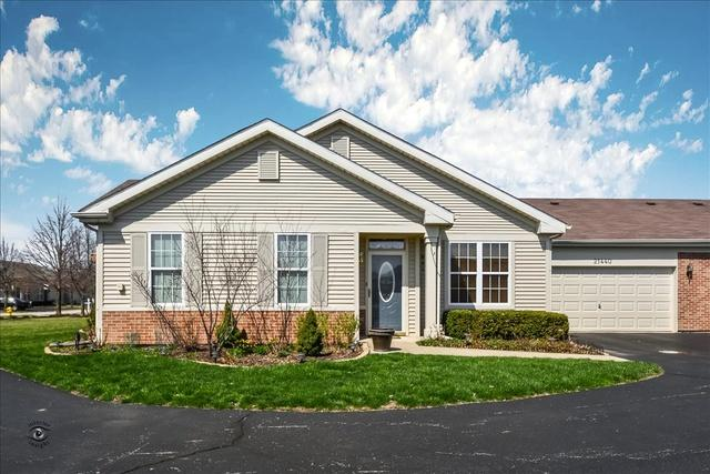 21440 Papoose Lake Drive #0, Crest Hill, IL 60403 (MLS #10348483) :: Helen Oliveri Real Estate