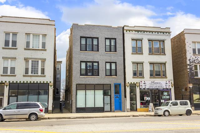 2109 Western Avenue, Chicago, IL 60647 (MLS #10348534) :: The Perotti Group | Compass Real Estate
