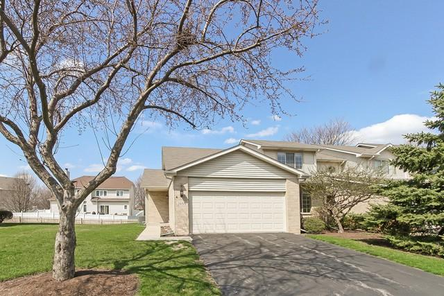 2035 Yellow Daisy Court, Naperville, IL 60563 (MLS #10348543) :: Domain Realty