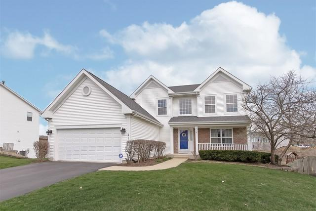 411 Lake Plumleigh Way, Algonquin, IL 60102 (MLS #10348592) :: Century 21 Affiliated
