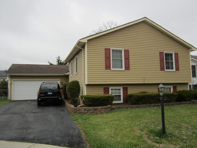 46 Evergreen Drive, Streamwood, IL 60107 (MLS #10348602) :: Helen Oliveri Real Estate