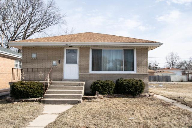 14527 Irving Avenue, Dolton, IL 60419 (MLS #10348606) :: Domain Realty