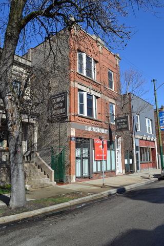 2526 California Avenue, Chicago, IL 60647 (MLS #10348635) :: The Perotti Group | Compass Real Estate