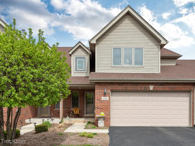 442 Lawrence Lane, Lisle, IL 60532 (MLS #10348642) :: Berkshire Hathaway HomeServices Snyder Real Estate