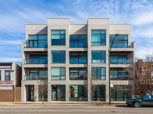 2550 W Fullerton Avenue 3B, Chicago, IL 60647 (MLS #10348651) :: Property Consultants Realty