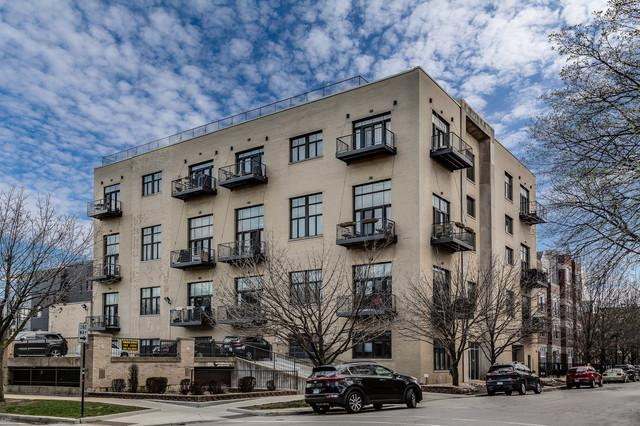2101 W Rice Street #101, Chicago, IL 60622 (MLS #10348703) :: The Perotti Group | Compass Real Estate