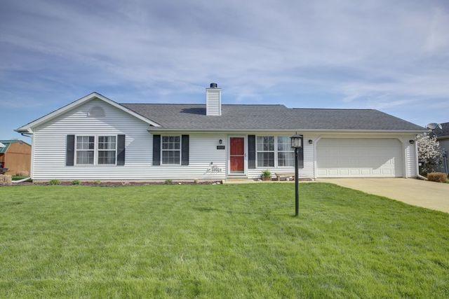 602 E Grand Avenue, ST. JOSEPH, IL 61873 (MLS #10348749) :: Berkshire Hathaway HomeServices Snyder Real Estate