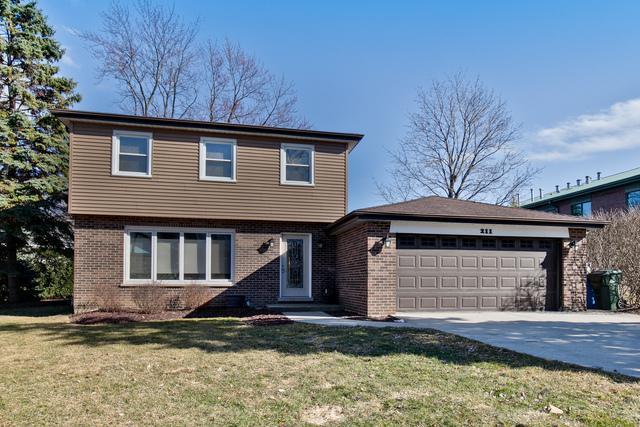 211 N Evanston Avenue, Mount Prospect, IL 60056 (MLS #10348752) :: Domain Realty