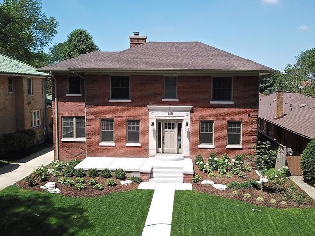 1140 Jackson Avenue, River Forest, IL 60305 (MLS #10348766) :: Helen Oliveri Real Estate