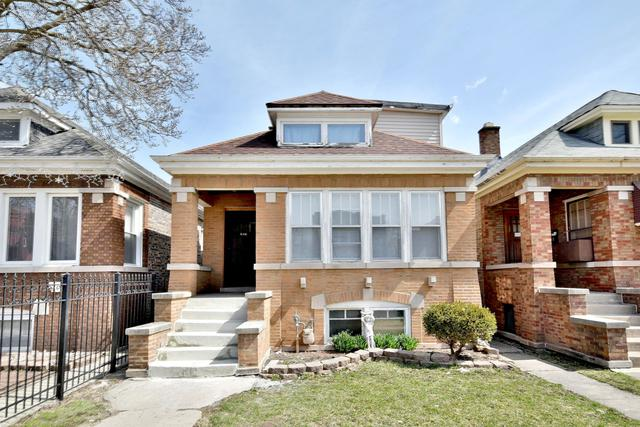 6441 S Richmond Street, Chicago, IL 60629 (MLS #10348867) :: Century 21 Affiliated