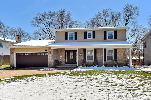 1256 Brentwood Lane, Wheaton, IL 60189 (MLS #10348912) :: Angela Walker Homes Real Estate Group
