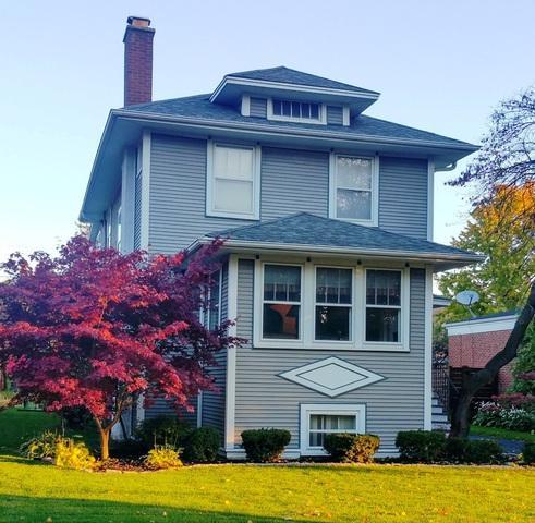 438 Lenox Street, Oak Park, IL 60302 (MLS #10348935) :: Leigh Marcus | @properties