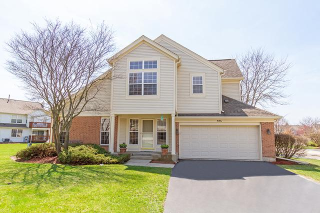 55 Ione Drive A, South Elgin, IL 60177 (MLS #10348951) :: Janet Jurich Realty Group