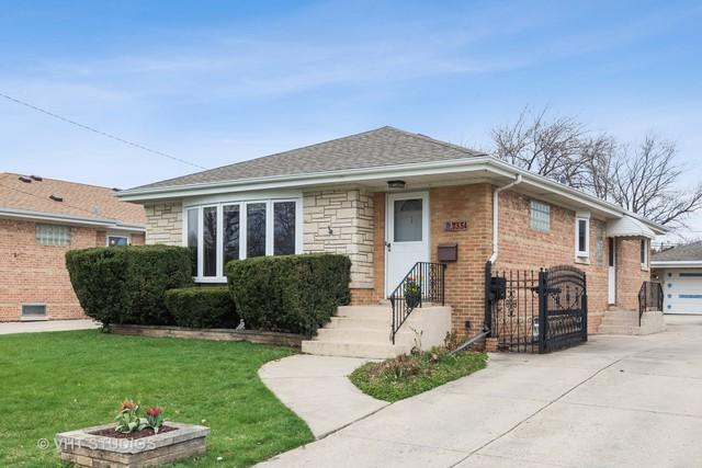 7334 W Breen Street, Niles, IL 60714 (MLS #10349004) :: Helen Oliveri Real Estate