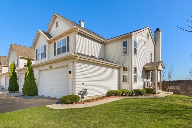 1099 Horizon Drive C, Bartlett, IL 60103 (MLS #10349036) :: Leigh Marcus | @properties