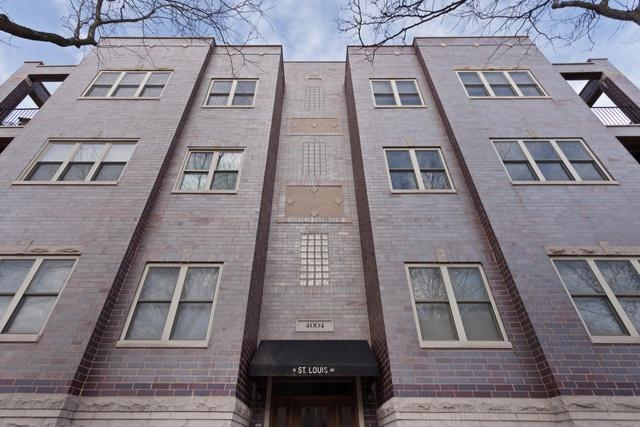 4004 N Saint Louis Avenue U3s, Chicago, IL 60618 (MLS #10349068) :: Domain Realty
