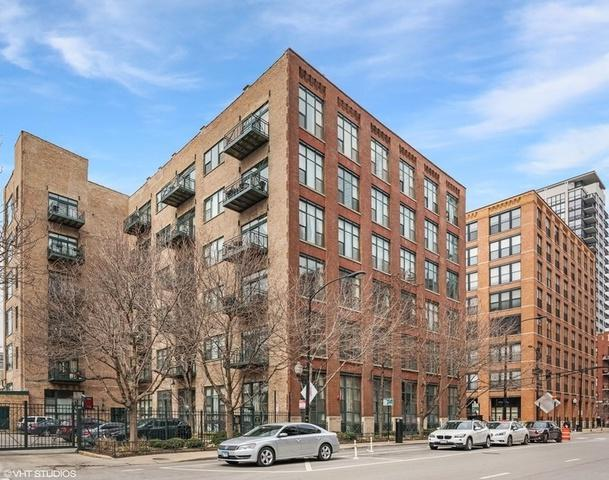 701 W Jackson Boulevard 203C, Chicago, IL 60607 (MLS #10349097) :: The Perotti Group   Compass Real Estate