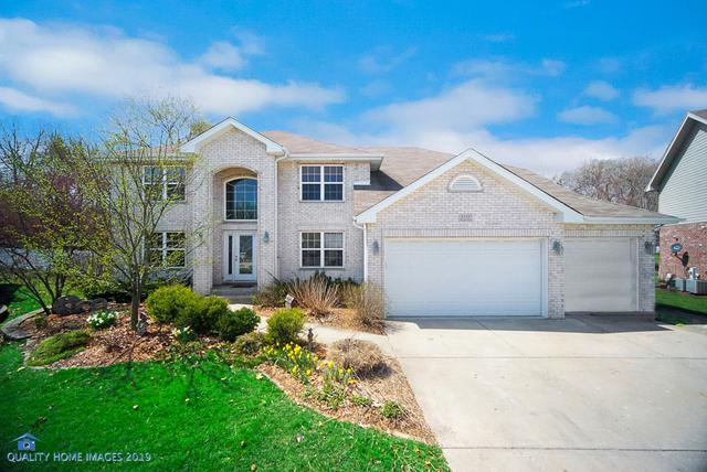 1543 Tienstra Court, Homewood, IL 60430 (MLS #10349163) :: The Wexler Group at Keller Williams Preferred Realty
