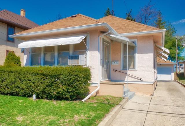 414 North Street, Elgin, IL 60120 (MLS #10349192) :: Domain Realty