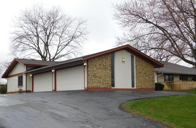 919 Wiltshire Drive A, Mchenry, IL 60050 (MLS #10349265) :: Janet Jurich Realty Group