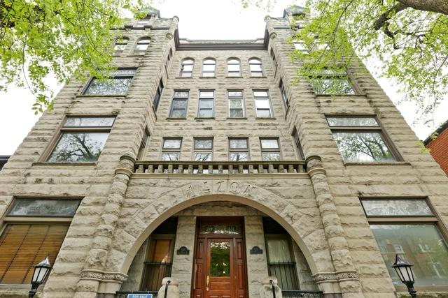 549 W Belden Avenue 4RE, Chicago, IL 60614 (MLS #10349288) :: The Perotti Group | Compass Real Estate