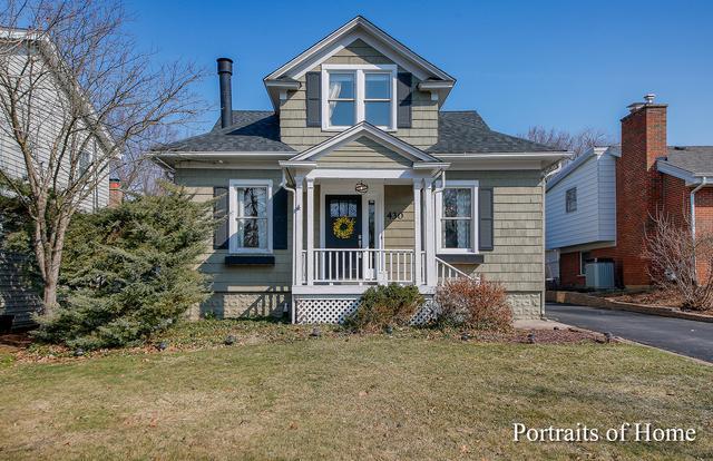 430 Turner Avenue, Glen Ellyn, IL 60137 (MLS #10349315) :: Century 21 Affiliated