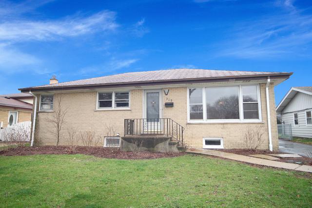 309 W Diversey Avenue, Addison, IL 60101 (MLS #10349333) :: Century 21 Affiliated
