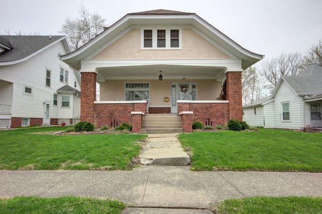 204 N Oak Street, VILLA GROVE, IL 61956 (MLS #10349344) :: Janet Jurich Realty Group