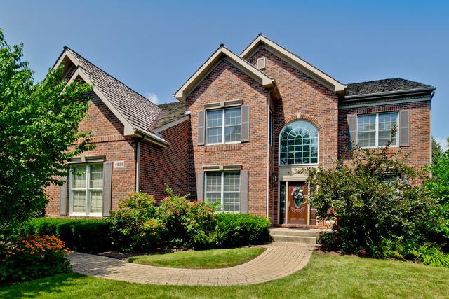 4855 Christine Court, Long Grove, IL 60047 (MLS #10349351) :: Helen Oliveri Real Estate