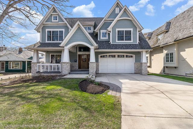 4724 Montgomery Avenue, Downers Grove, IL 60515 (MLS #10349425) :: Helen Oliveri Real Estate