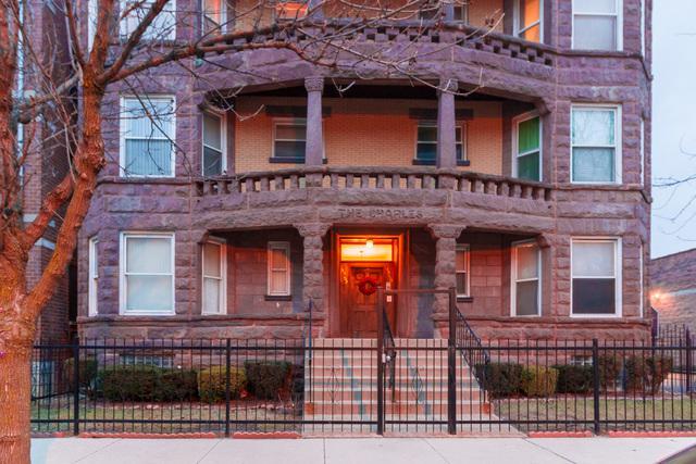 4952 S Vincennes Avenue 3S, Chicago, IL 60615 (MLS #10349439) :: Helen Oliveri Real Estate