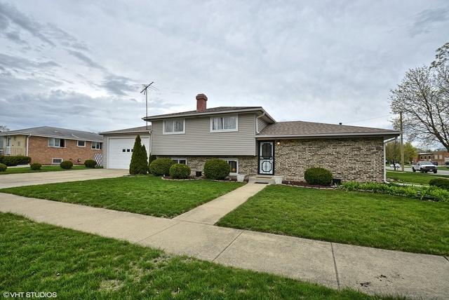 6036 W 91st Street, Oak Lawn, IL 60453 (MLS #10349462) :: Helen Oliveri Real Estate