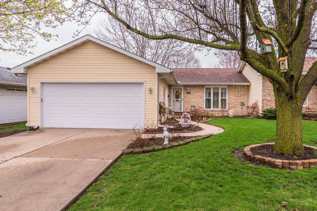 104 N Blair Drive #1, Normal, IL 61761 (MLS #10349499) :: Century 21 Affiliated