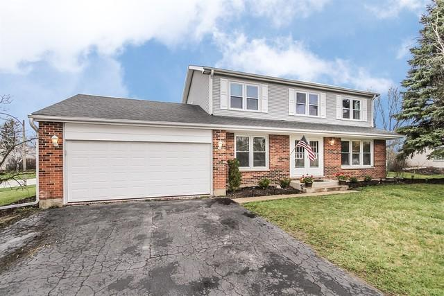 745 Harvest Drive, Lake Zurich, IL 60047 (MLS #10349505) :: The Jacobs Group