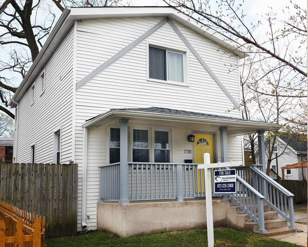 1718 Payne Street, Evanston, IL 60201 (MLS #10349523) :: Leigh Marcus | @properties