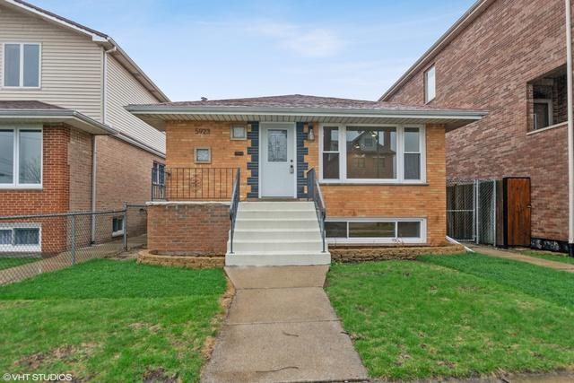 5923 S Moody Avenue, Chicago, IL 60638 (MLS #10349535) :: Domain Realty