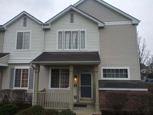 155 Foxglove Court #155, Romeoville, IL 60446 (MLS #10349646) :: The Wexler Group at Keller Williams Preferred Realty