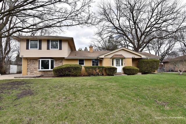 974 Hillcrest Road, Elgin, IL 60123 (MLS #10349691) :: Domain Realty