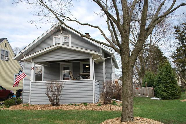 14 N Huffman Street, Naperville, IL 60540 (MLS #10349694) :: Century 21 Affiliated