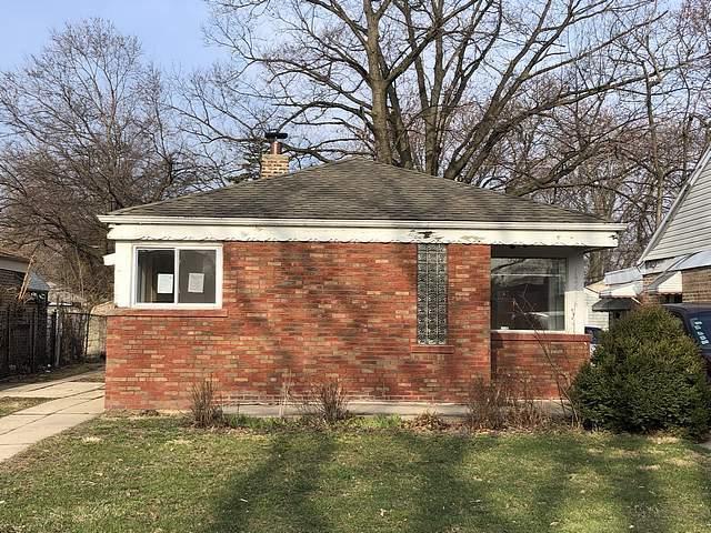 12616 S Ada Street, Calumet Park, IL 60827 (MLS #10349735) :: Leigh Marcus | @properties