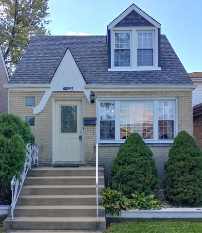 6847 W Armitage Avenue, Chicago, IL 60707 (MLS #10349752) :: Helen Oliveri Real Estate