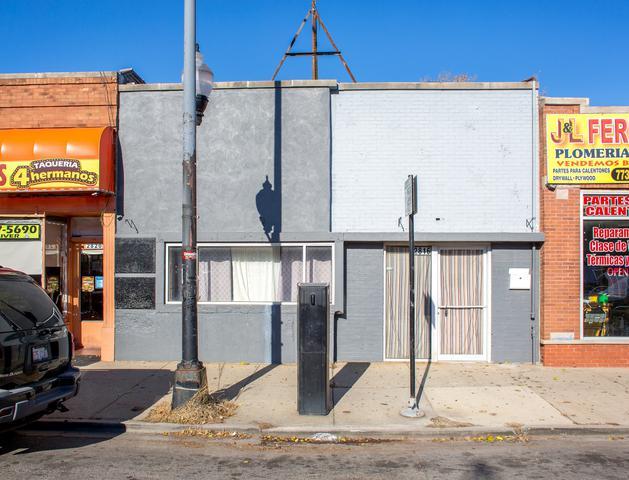 2816 55th Street, Chicago, IL 60632 (MLS #10349794) :: Helen Oliveri Real Estate
