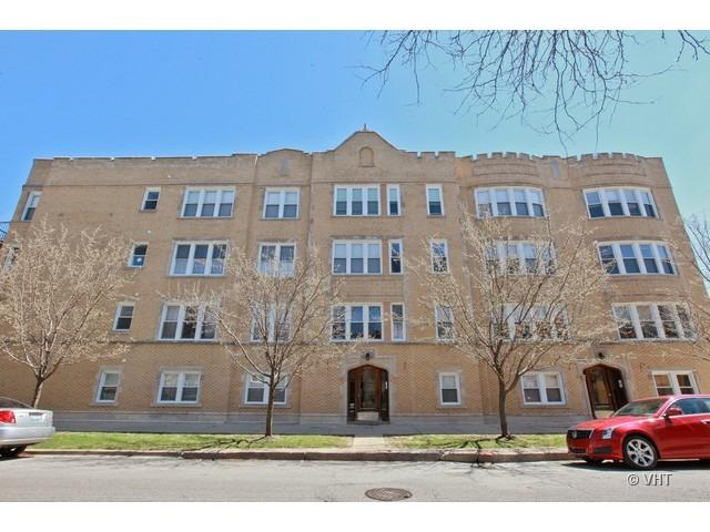 5255 N Rockwell Street #3, Chicago, IL 60625 (MLS #10349824) :: Leigh Marcus   @properties